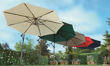 Cantilever Parasol with Optional Cover or Parasol Base