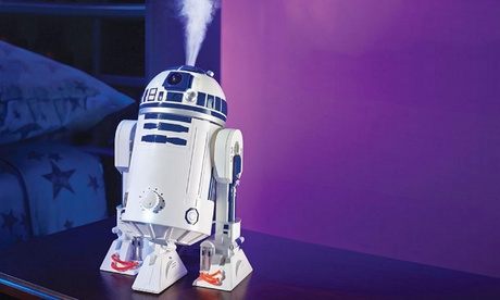 Star Wars R2D2 LED Personal Humidifier 9a639244-c235-11e6-9062-002590604002