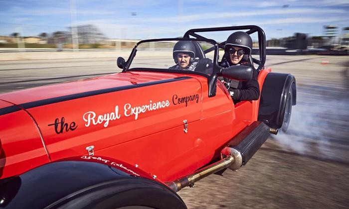 Royal Experience Company - Royal Experience Company: Experiencia de conducción por 59 € en Royal Experience Company