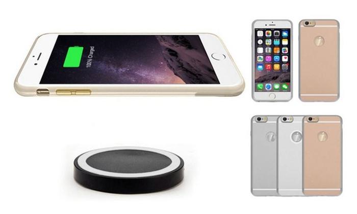 chargeur sans fil pour iphone 6