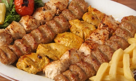 AED 50 or AED 100 Toward Persian Food at Esfahan Restaurant (50% Off)