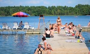 Lubelskie: 1-7 nocy nad Jeziorem Piaseczno