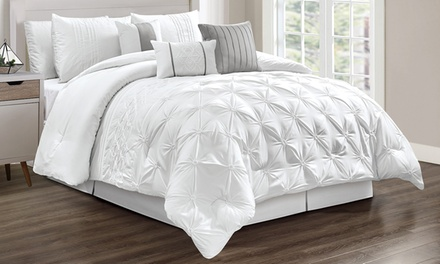 Soft Collection Comforter Sets (7-Piece)
