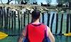 Une demi-journée en canoë kayak