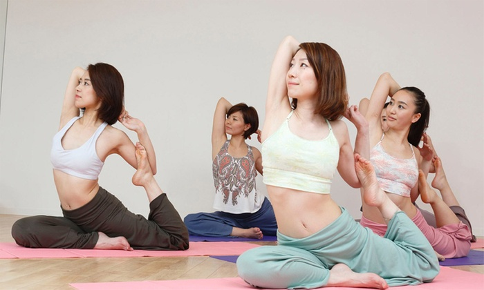 HOT YOGA STUDIO loIve 天王寺店 - 天王寺店: 【最大81%OFF】≪ホットヨガ60分 1回体験(水&タオル&上下ウェア込)/他2メニュー≫ @Hot Yoga Studio loIve 天王寺店