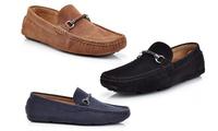 Henry Ferrera Vega Men's Casual Slip-On Loafers (Size 9.5)