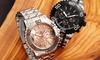 Joshua and Sons Men's Swiss-Quartz Multifunction Watch: Joshua and Sons Men's Swiss-Quartz Multifunction Watch
