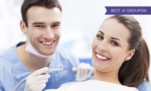 Medico chirurgo odontoiatra Domenico Lattanzio: Visita, otturazione estetica e pulizia dei denti in centro a Pescara (sconto fino a  87%)