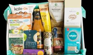 Lucky Vegan: Wertgutschein über 19,90 € oder 29,90 € anrechenbar auf eine vegane Geschenk- oder Aktionsbox von Lucky Vegan