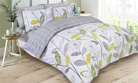 Dreamscene Allium Duvet Cover and Pillowcase Sets