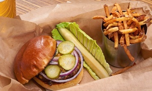 $26 for $50 Worth of Food and Drink at Stones On 32nd