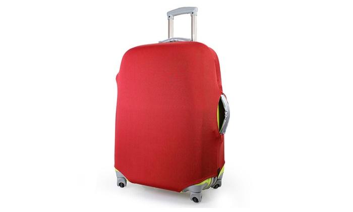 Housse de protection pour valise groupon for Housse protection valise