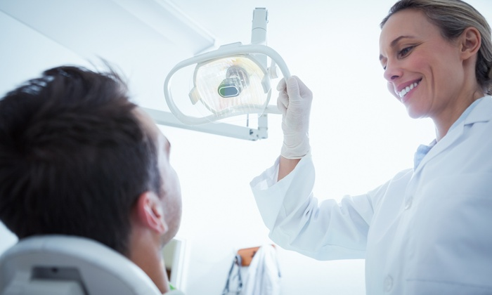 Golden State Dentistry - Scottsdale Area: $53 for $178 Worth of Dental Exam & Teeth Cleaning at Golden State Dentistry