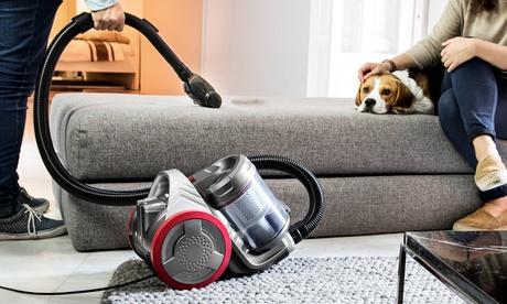 Aspirador multiciclónico sin bolsa Cecotec Conga EcoExtreme 3000 apto para limpiar pelo de animales