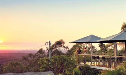Clear Mountain: One or Two Nights for Two People with Breakfast, Wine and Spa Voucher at Mercure Clear Mountain Lodge