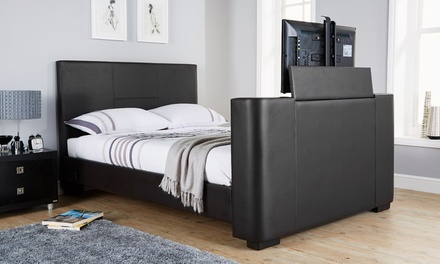 newark electric tv bed