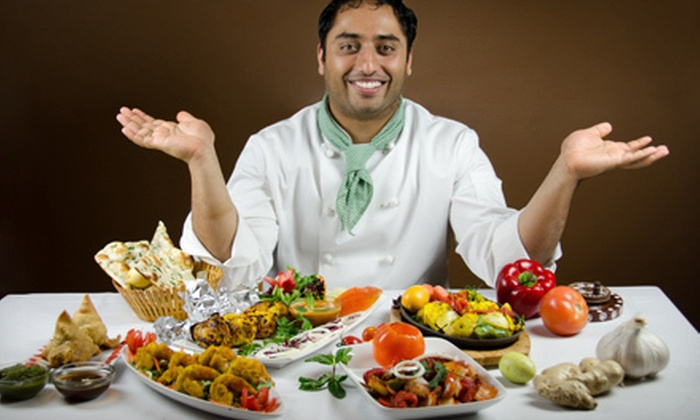 Curry Sensation - South Surrey: Indian Cuisine at Curry Sensation (Half Off). Two Options Available.