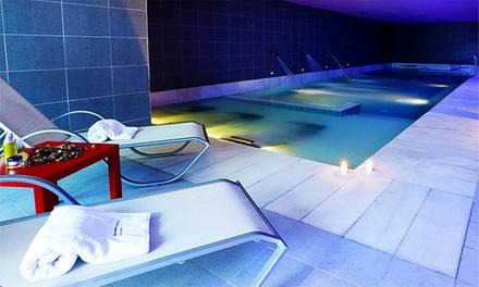 Areatza: 1 o 2 noches para 2 con desayuno, circuito spa y opción a media pensión y masaje en Hotel Balneario Areatza