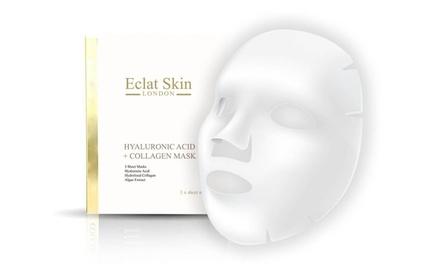 Mascarilla facial hidratante Eclat Skin London