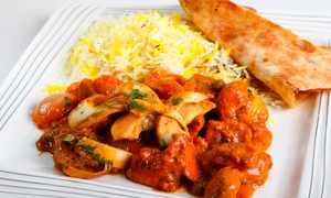 Garam Masala: Indian Cuisine for Dine in or Takeout (Up to 42% Off)
