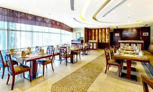 Kareem's at Ramada Abu Dhabi Corniche: Up to AED 300 Toward the A La Carte Menu at Kareem's at Ramada Abu Dhabi Corniche (Up to 51% Off)