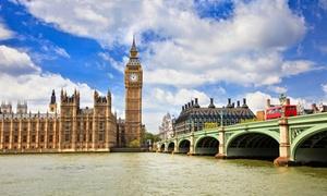 Villes d'Europe : visite des monuments avec pass activités/transport   London