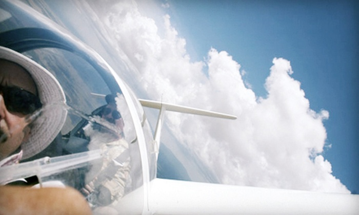 Sundance Aviation - Moriarty: $89 for a 30-Minute High-Performance Glider Flight from Sundance Aviation ($151 Value)