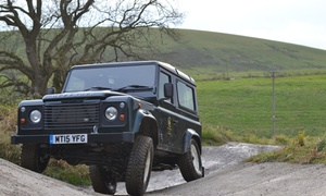 The Coniston 4x4 Experience: Up to 60 Minutes 4x4 Off Road Driving Experience for One at The Coniston 4x4 Experience (Up to 27% Off*)