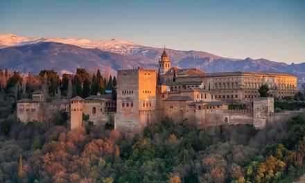 Sierra Nevada: 1, 2, 3 o 5 noches para 2 con detalle de bienvenida y opción a desayuno en Hotel Calderón