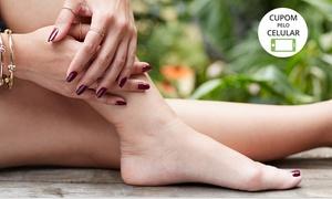 Maison Simone: Maison Simone – Setor Sudoeste: 1, 4 ou 8 visitas de manicure + 1, 2 ou 4 de pedicure