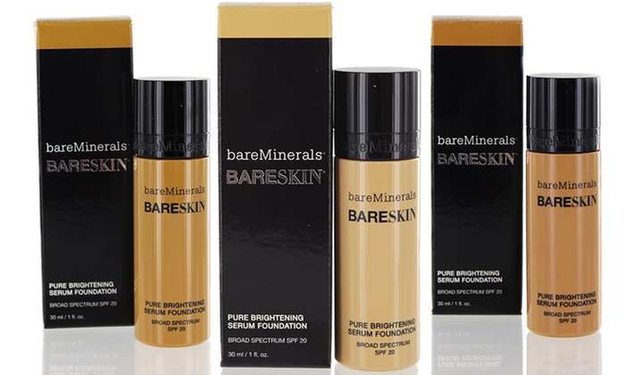 bareMinerals bareSkin Pure Brightening Serum Foundation (1 Fl. Oz.)