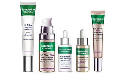 Prodotti Somatoline viso