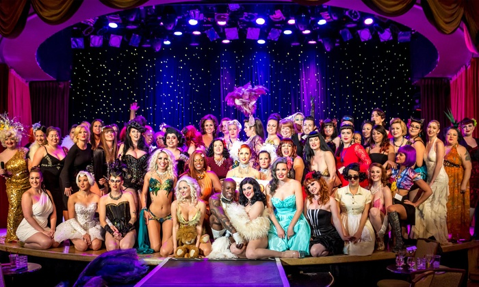 Las Vegas Burlesque Festival - Gold Coast Hotel & Casino: Las Vegas Burlesque Festival Showcase - 8 p.m., October 8–10