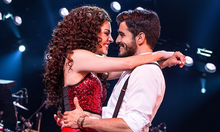 """On Your Feet! The Story of Emilio & Gloria Estefan - Marquis Theatre: """"On Your Feet! The Story of Emilio & Gloria Estefan"""" A New Musical (October 5, 2015—December 22, 2016)"""