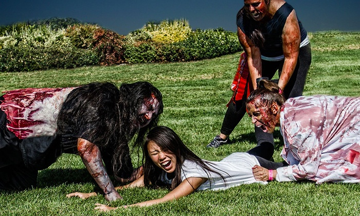 Zombie Outbreak at Hollywood Sports Park