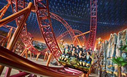 IMG Park Admission for Up to Four from TripX Tours (Up to 24% Off)