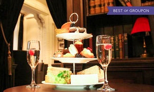 Doubletree Hilton Liverpool: Traditional or Festive Afternoon Tea for Two at DoubleTree Hilton Liverpool (Up to 39% Off)