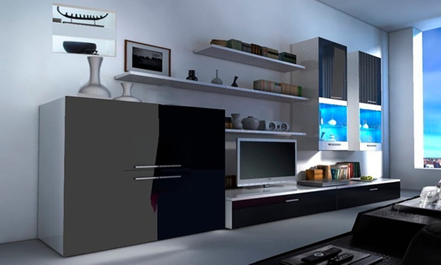 TV and Storage Systems  Groupon Goods