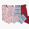 Sociology Knit Holiday Pants (4-Pack) (Size XL)