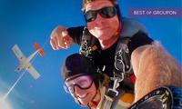Tandemsprung aus 4000 Metern Höhe für eine Person bei GoJump