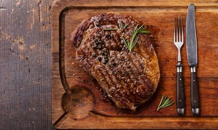 Argentijnse steak met bijgerechten bij Carlito's in de Amsterdamse Pijp vanaf 2 personen