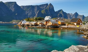 ✈ Explore Norway's Northern Reaches on 10-Day Tour with Airfare at Tour of Norway with Airfare and Cruise from Gate 1 Travel, plus 6.0% Cash Back from Ebates.