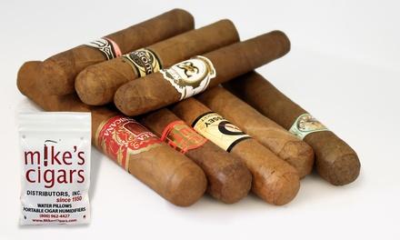 Preseason Cigar Samplers from Mike's Cigars