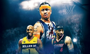 Big3 Tour – Up to 58% Off Professional 3-on-3 Basketball at Big3 Tour, plus 6.0% Cash Back from Ebates.