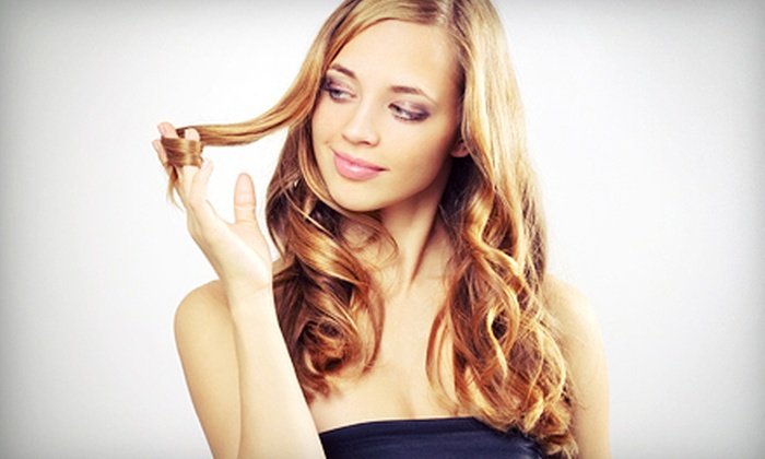 Kaya Beauty Spa - Somerville: $25 for a Haircut, Style, and Blow-Dry at Kaya Beauty Spa (Up to $55 Value)