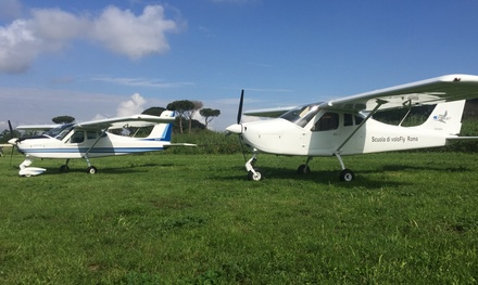 Volo in aereo o in elicottero