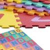 Tapis de jeu en puzzle de mousse