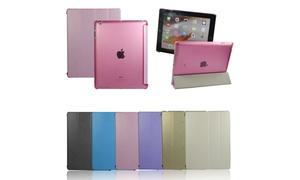 Etui à rabat compatible iPad