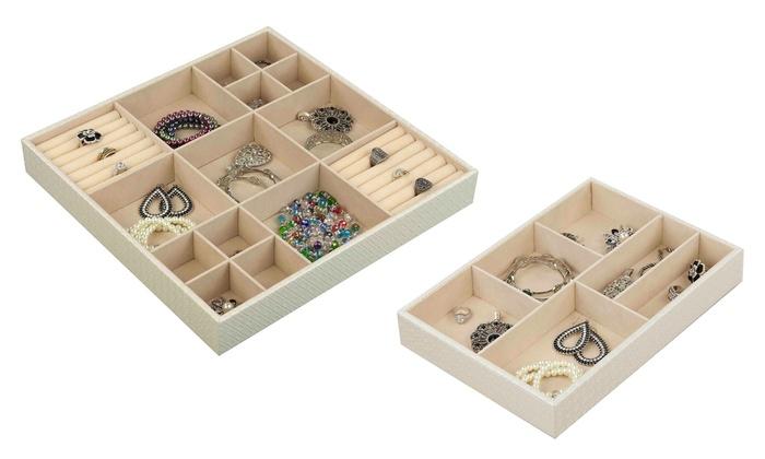 home basics jewelry organizer groupon goods