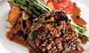 Gaslight Grill - Shawnee Mission: Steak-House Cuisine for Dinner or Brunch at Gaslight Grill (Up to 45% Off). Three Options Available.